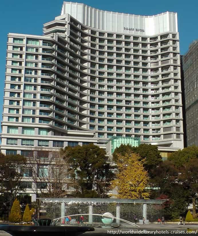 Palace Hotel Tokyo Luxury Travel Japan Virtuoso Izumi Ogawa Trip