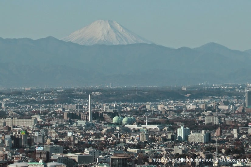 Park Hyatt Tokyo Luxury Travel Japan Virtuoso Izumi Ogawa Trip Mt Fuji agent vacation advisor