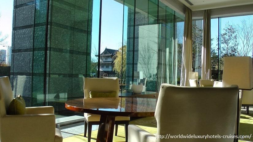 Palace Hotel Tokyo Luxury Travel Japan Virtuoso Izumi Ogawa Trip agent vacation advisor