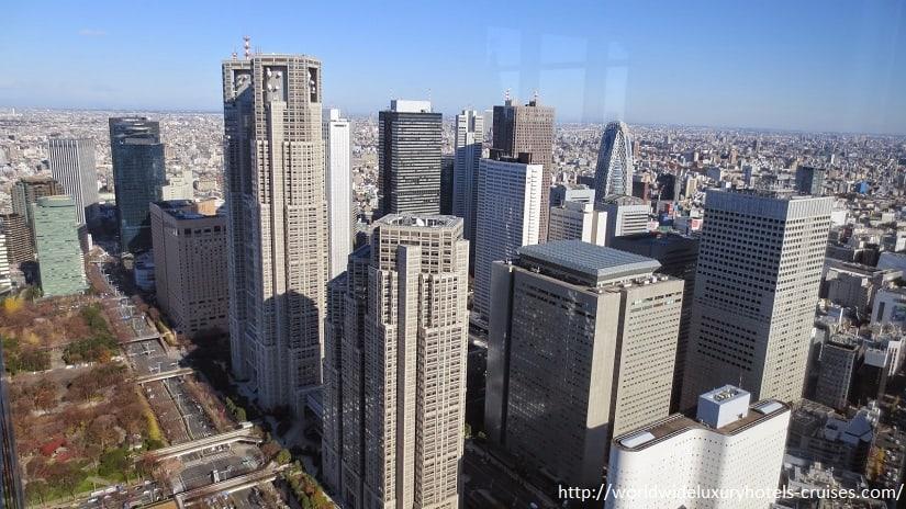 Park Hyatt Tokyo Luxury Travel Japan Virtuoso Izumi Ogawa Trip Shinjuku agent vacation advisor