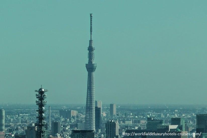 Park Hyatt Tokyo Luxury Travel Japan Virtuoso Izumi Ogawa Trip Skytree Sky Tree agent vacation advisor