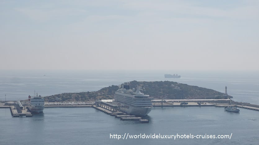Civitavecchia (Rome), Italy, Crystal, Serenity, Ship, Tour, deck, plan, Penthouse, Verandah, cruises, cruise, virtuoso, voyages, Mediterranean, Sea, Izumi, Ogawa, Vision, travel, luxury, vacation, Rome, Civitavecchia, Livorno, Villefranche, Saint-Tropez, Ajaccio, Ibiza, Barcelona, Monaco, Marseille, France, Italy, Spain, pool, restaurant, casino, lounge, concierge