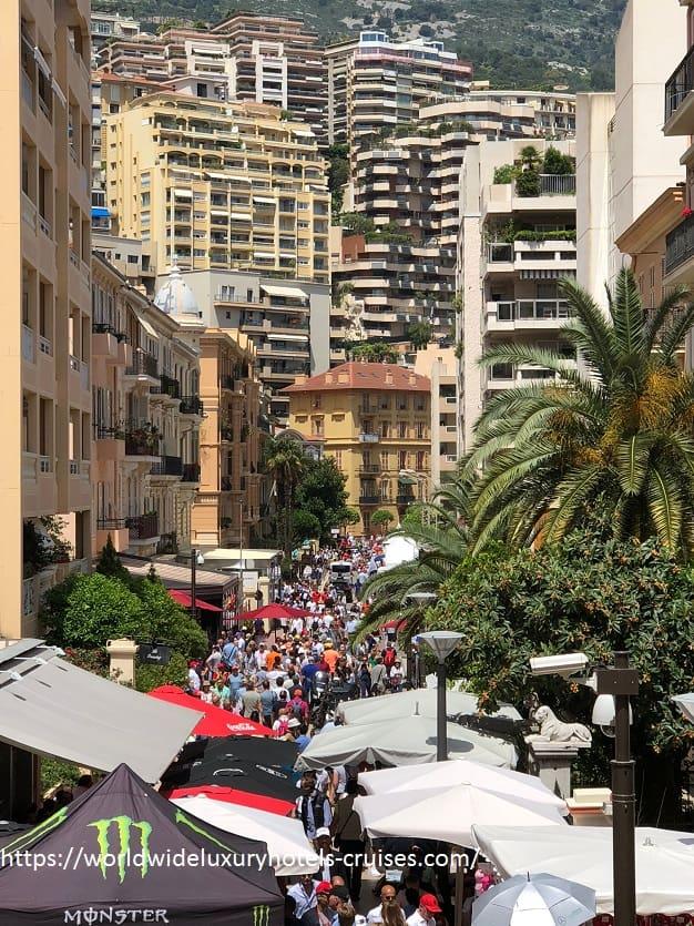 クリスタルセレニティ地中海クルーズ モナコ モナコグランプリ観戦 モナコグランプリ MonacoGP  モナコGP クリスタルクルーズ クリスタルセレニティ 地中海クルーズ エルミタージュモンテカルロ オテルドパリ モナコ 南仏 フランス F1 フォーミュラ1 Formula1