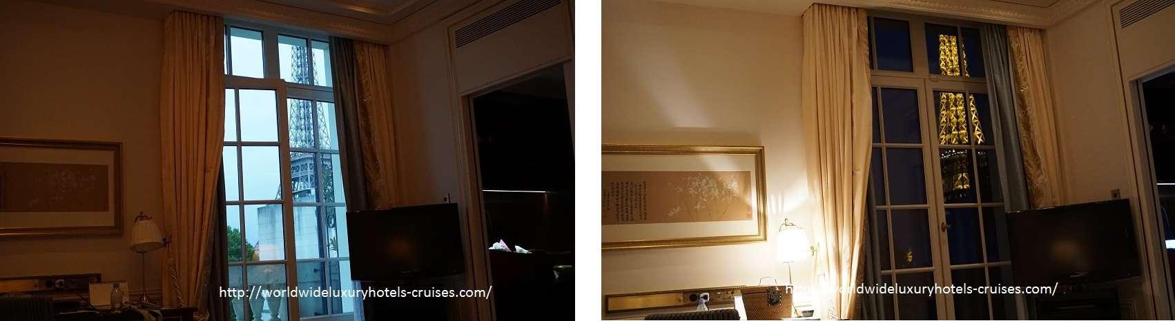 シャングリラホテルパリ シャングリラホテルパリテラスエッフェビュールーム パリ パラスホテリ フランス エッフェル塔 エッフェルタワー シャングリ・ラホテル ラグジュアリーホテル予約 エッフェルタワービュー シャングリラホテルパリブログ シャングリラホテルパリ滞在記