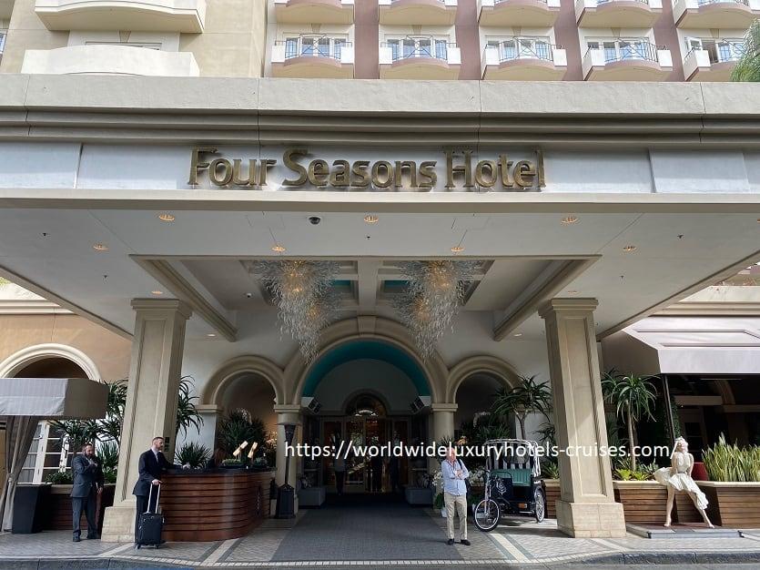 フォーシーズンズホテルロスアンジェアットビバリーヒルズ フォーシーズンズホテル ビバリーヒルズ ロデオドライブ ロスアンジェルス LA フォーシーズンズプリファードパートナー izumiogawa 世界へBon Voyage ラグジュアリートラベルアドバイザー ラグジュアリーホテル予約 ウェルネスホテル